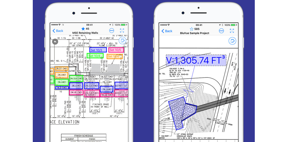 BluVue Plans-Which Are The Best iPhone Apps For Architects
