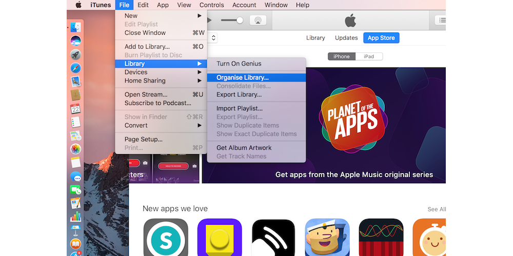 Consolidate The Library-How To Create iTunes Library Backup
