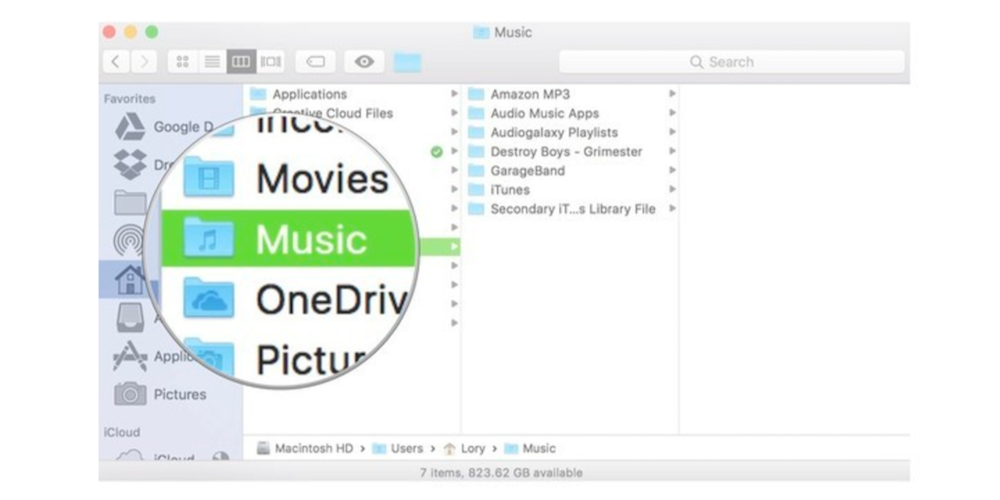 Creating A Temporary Backup When Needed-How To Create iTunes Library Backup-How To Create iTunes Library Backup