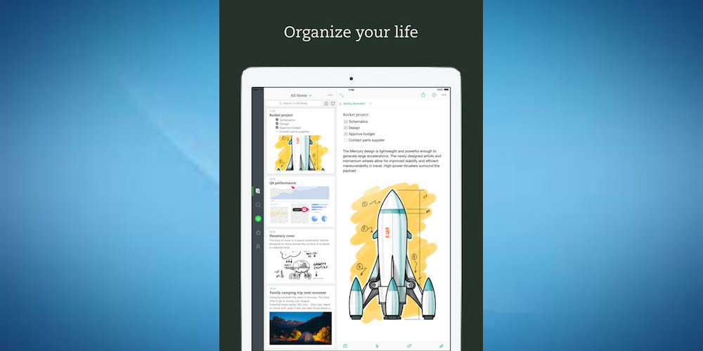 Best iPad Apps For Taking Notes