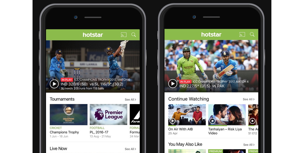 Hotstar-10 Best iPhone Apps For Free Movies