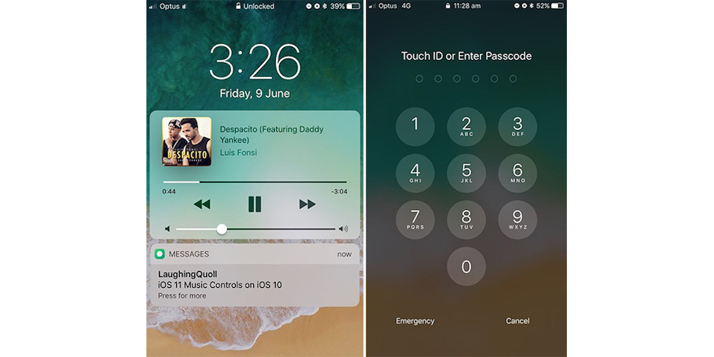 Lockscreen XI- Latest iOS 10.2 Tweaks Revealed - Lockscreen XI, Modern, Selectmoji And More