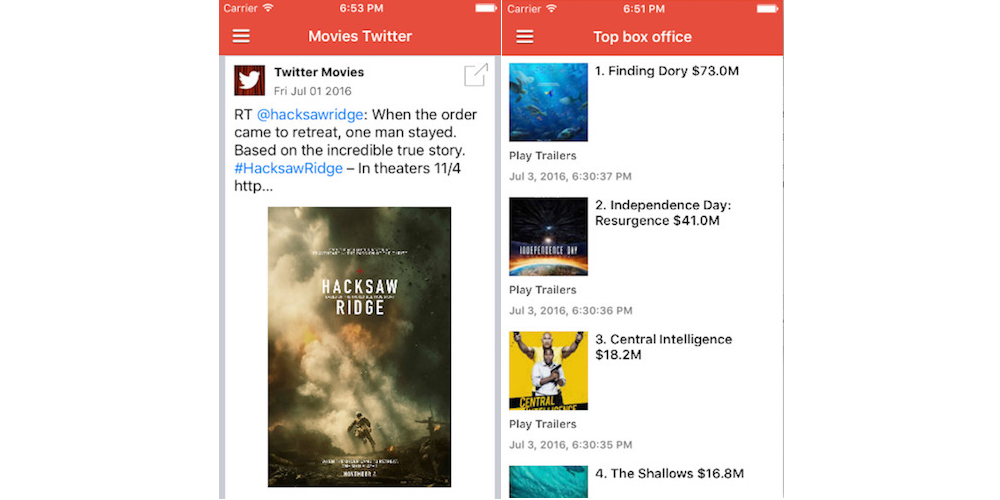 PopcornTime- 10 Best iPhone Apps For Free Movies