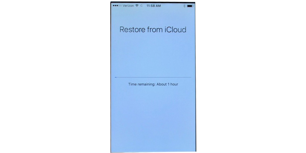 Restoring iPhoneiPad From iCloud Backup- How You Can Restore Your iPhoneiPad From A Backup