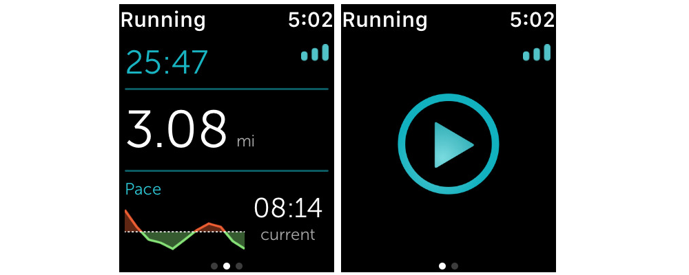 Runkeeper-Some Of The Best Apple Watch Apps Available On App Store