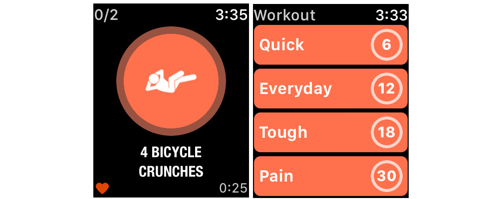 Streaks Workout-Some Of The Best Apple Watch Apps Available On App Store