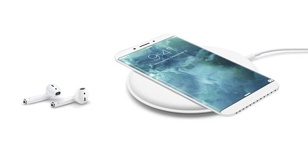 iPhone 8 Wireless Charger