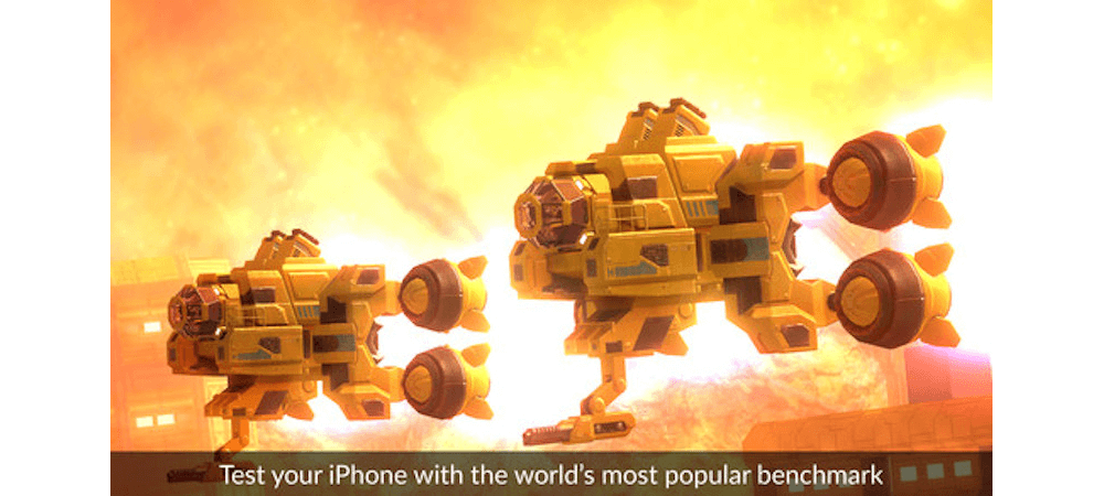 3DMark Ice Storm-Top 10 Best iPhone Apps For Designers In 2017