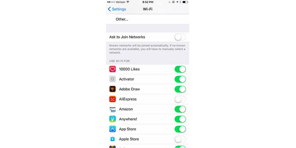 ConditionalWiFi2-OS 10.2 Jailbreak Tweaks – What's New