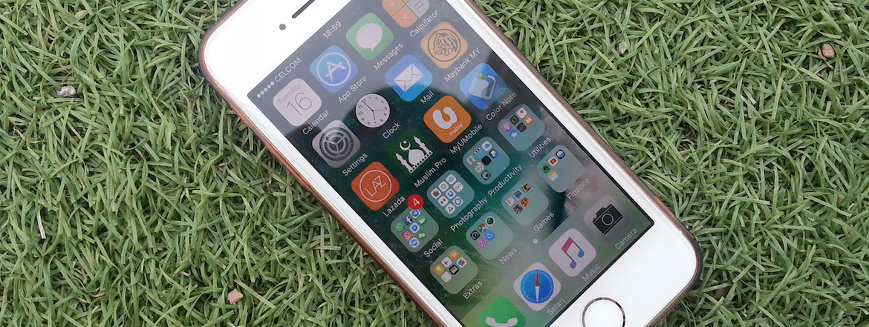 Customizing Your iPhoneiPad Home Screen