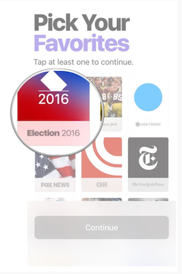 Getting Started With Apple's News App For iPhoneiPad-A Complete How To Guide On Apple's News App