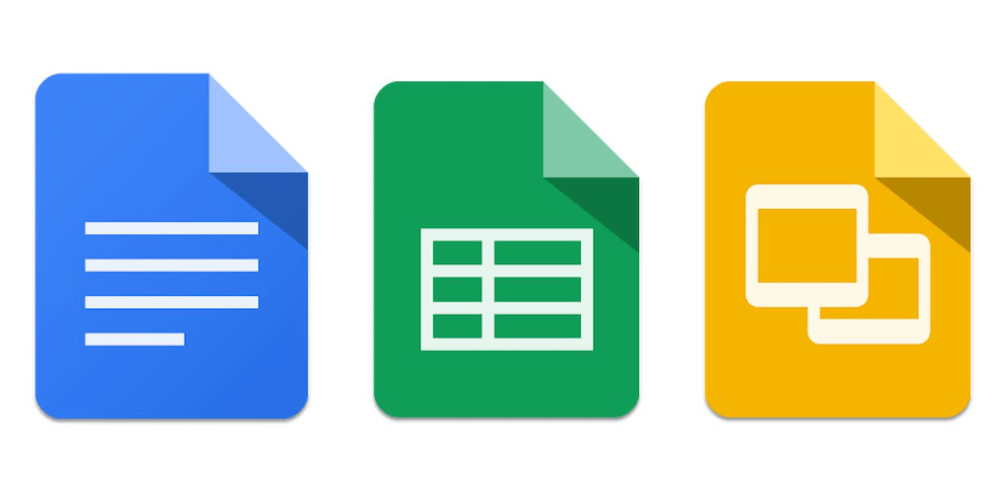 Google Docs, Slides, Sheets, Drive-What Apps Can You Use For Replacing Microsoft Office On iPhone