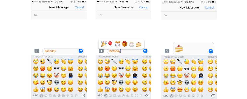 How To Emojify Your iMessages-How You Can Use Tapbacks And Emoji In iMessage On A Device Running i