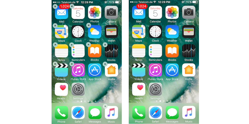 Moving ApMoving The Apps On Home Screen-Customizing Your iPhoneiPad Home Screen