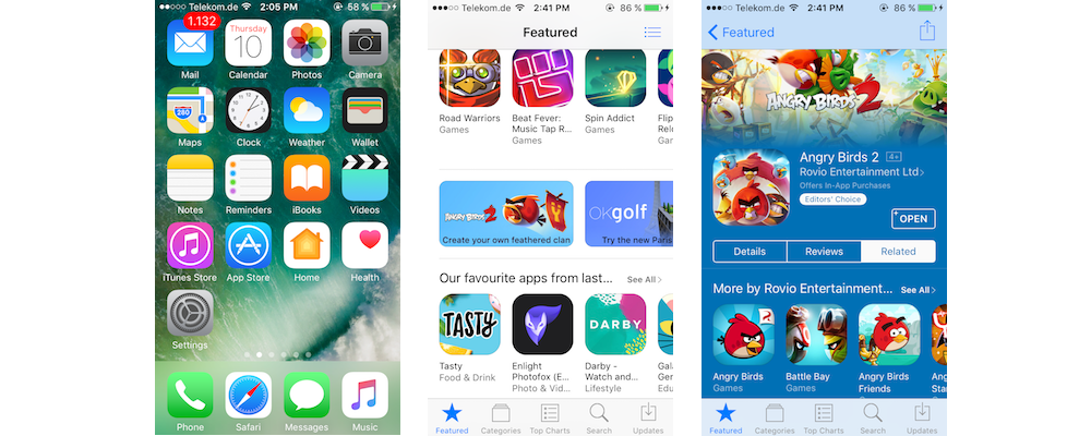 Viewing Related Content On iTunes Store-How You Can Save And Share Your App Store Content