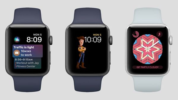 Watch OS 4 Features