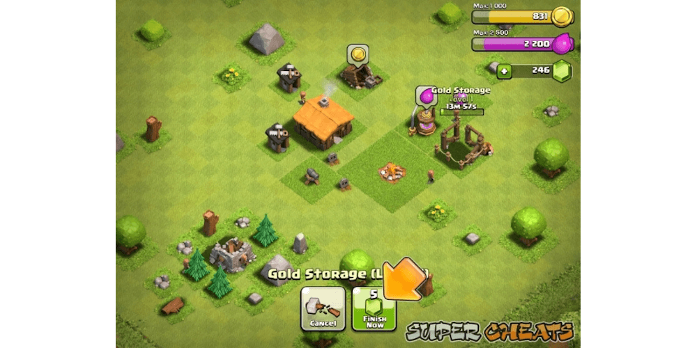 What Kind Of GamePlay COC Offers-Clash Of Clans For iOS – All You Should Know About It