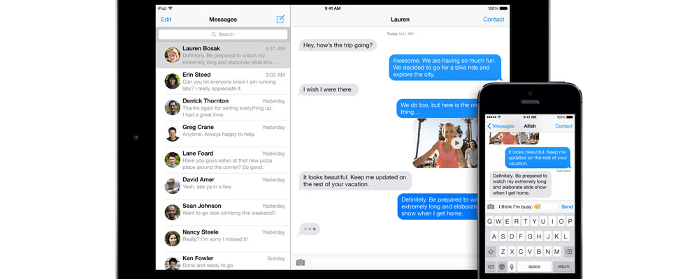 How You Can Setup And Activate Deactivate iMessage On Your iPhoneiPad-A Complete Guide On iMessage