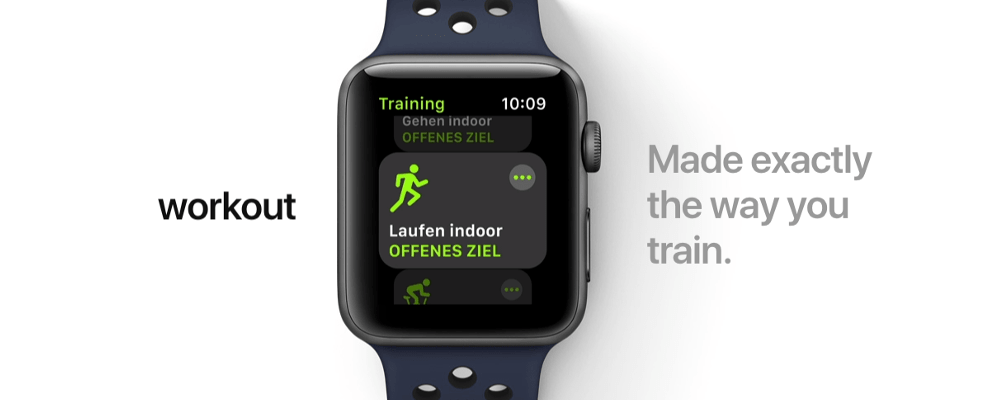 The Workout Features-All Details Revealed About The Latest watchOS 4