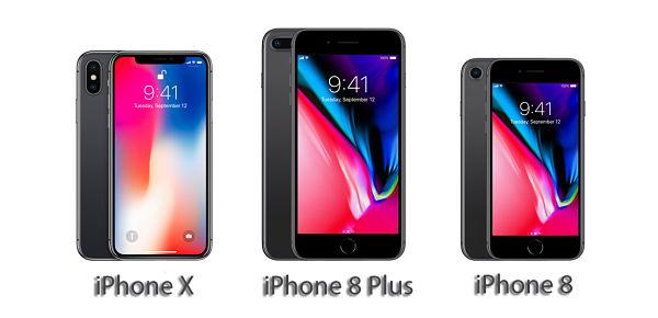 iphone 8 vs iphone x, iPhone 8 Plus