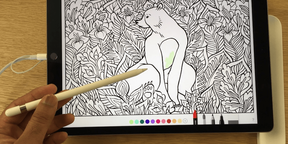 Apple Pencil Best Stylus For IPad