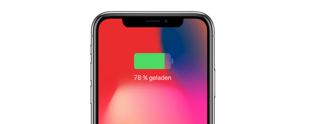 Battery Life-iPhone X - Everything Revealed About App