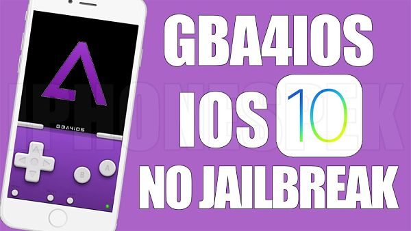 GBA4iOS 2.1 On Your iOS 11