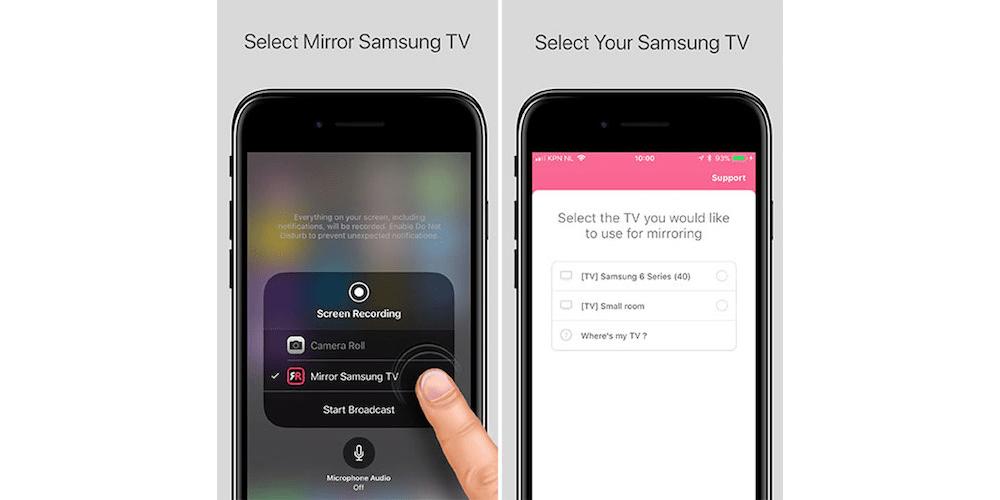 How You Can AirPlay Mirror An iPhoneiPad Runn