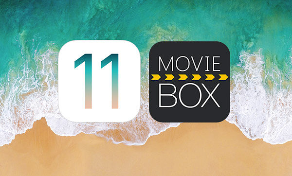 Moviebox++ on iOS 11 - Without Jailbreak