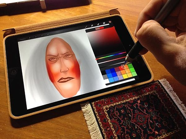 Procreate 4 - Best iPad Pro Pencil Apps