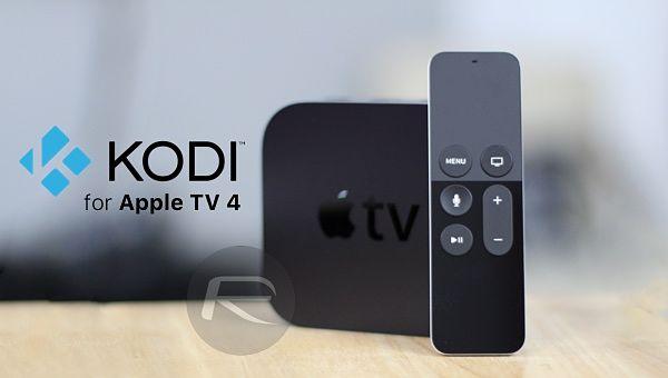 Sideloading Kodi for Apple TV 4K