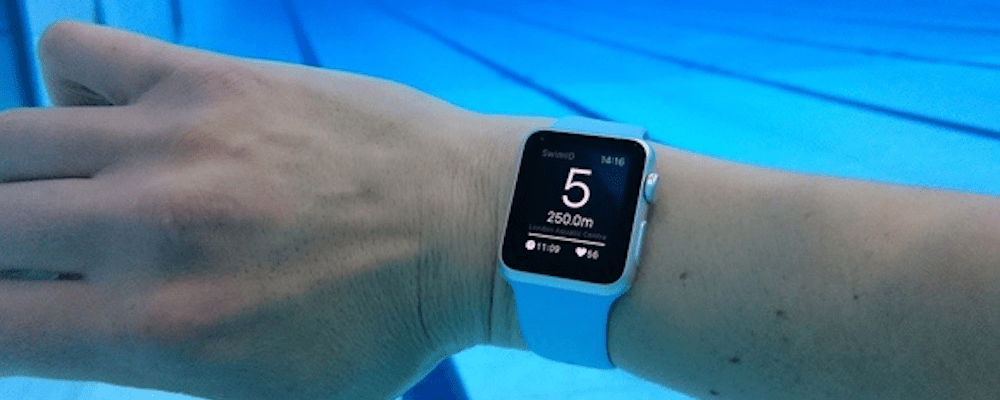 Apple Series 2 Watch Is Swimproof-Apple Series 2 Watch - What's Special