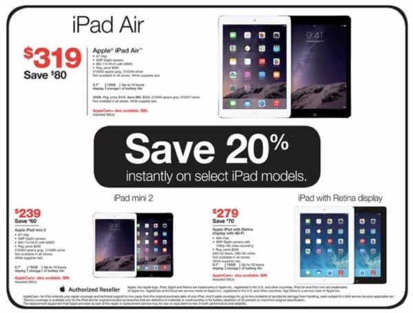 Apple Store Black Friday - Super Deals