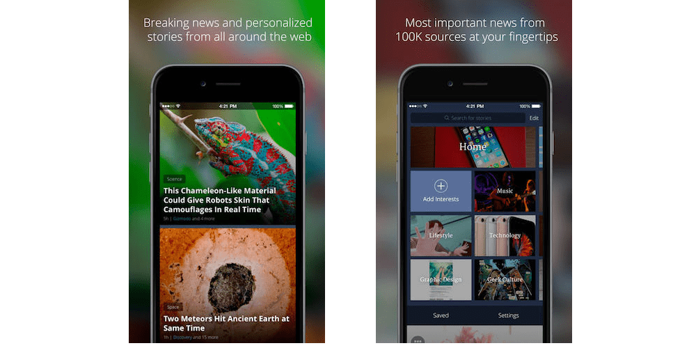 News360-3d Touch Apps For iPhone To Make The Most Of It