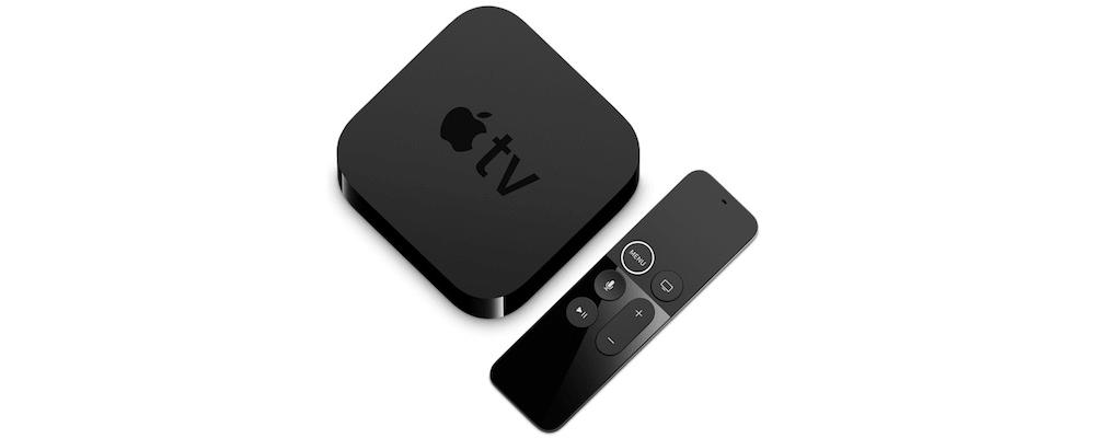 Apple TV 4K-Apple Event 2017 - Majo