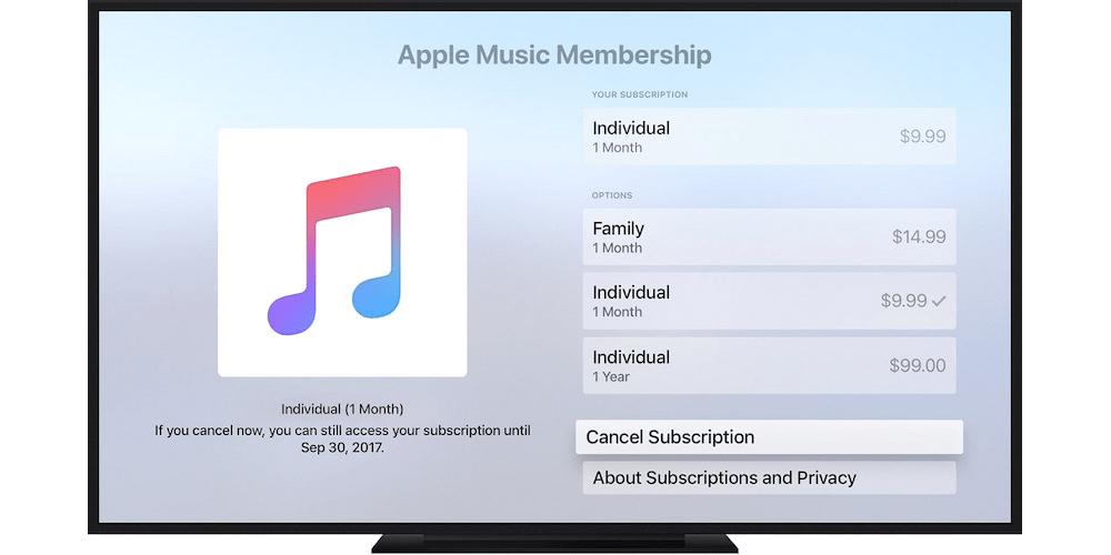 Cancel Membership On PC Or Mac-How To Manage Apple Music Membership