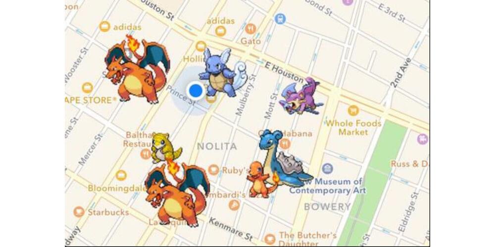 Exact Location-Pokemon Go Hack iOS And Cheats