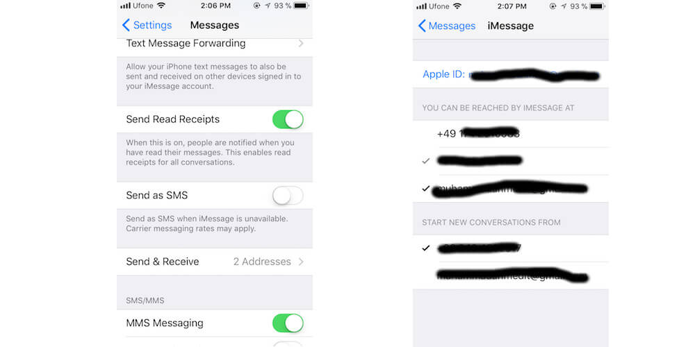 How To Activate iMessage On Mac-How To Activate iMessage On iPhone And Mac