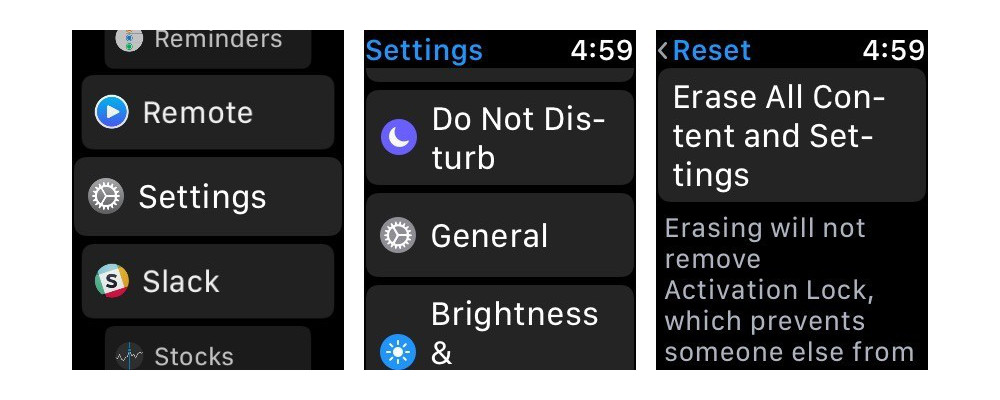 How To Unpair Apple Watch Using Your Smartwatch Directly-How To Unpair Apple