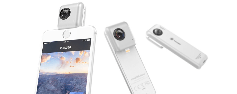 Insta360 Nano Camera-360 Camera iPhone – What Options Are Available