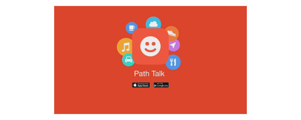 Path Talk-15 Best Chat Apps for iPhone