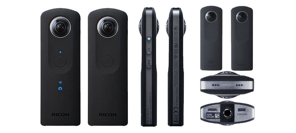 Ricoh Theta S Digital Camera-360 Camera iPhone – What Options Are Available