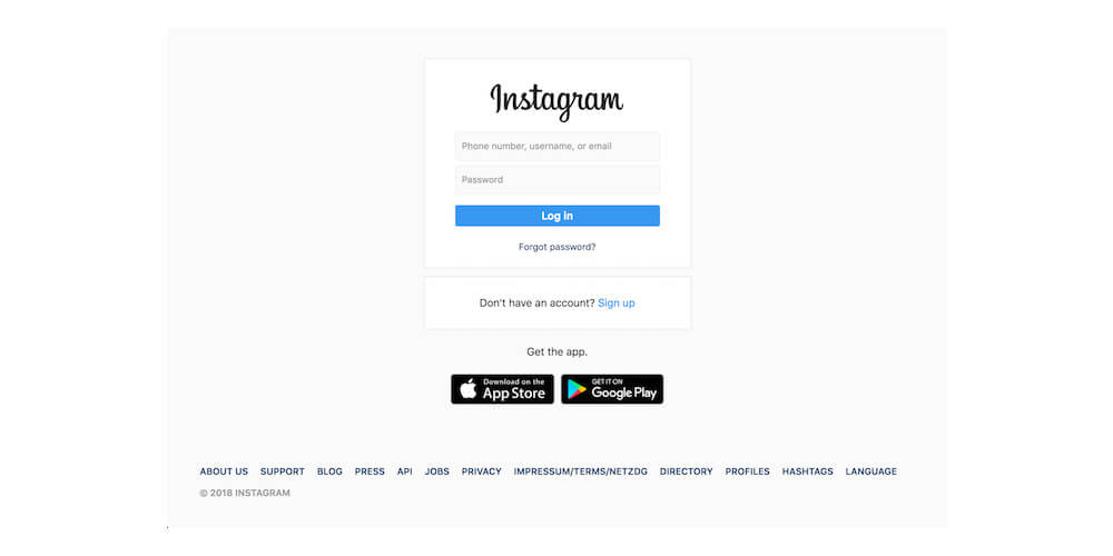 Use Instagram Online From Your iPad