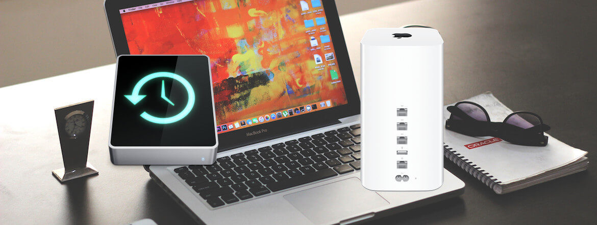 Airport Time Capsule Comparison With Time Machine Backups