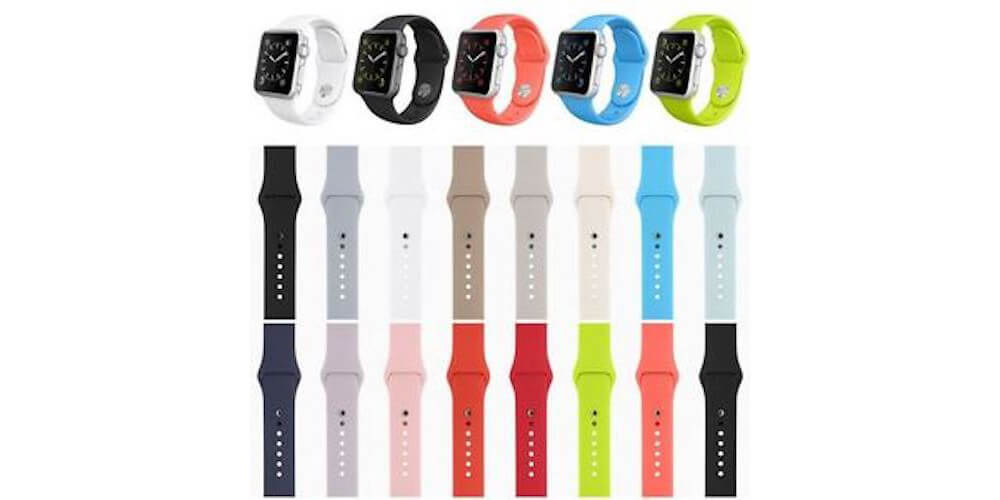 Apple Bands-Best Apple Watch Accessories