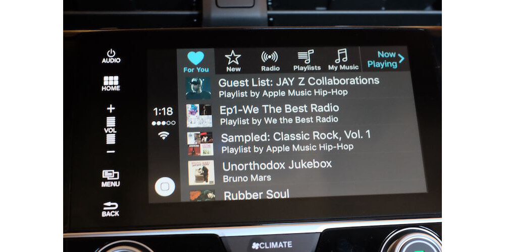 CarPlayIs There In Apple Music-A Look At Ways Apple