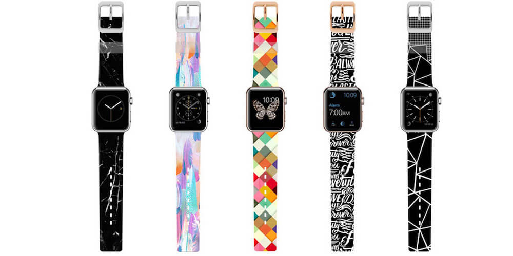 Casetify Apple Watch Straps-Best Apple Watch Accessories