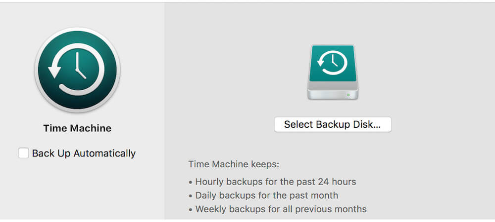 Create Backup Of Your Mac-How To Reset A Mac Before Selling It