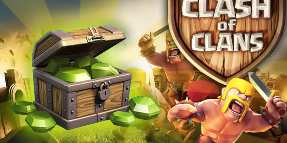 Get Free Gems-Clash Of Clans Hack And Cheats For COC Lovers