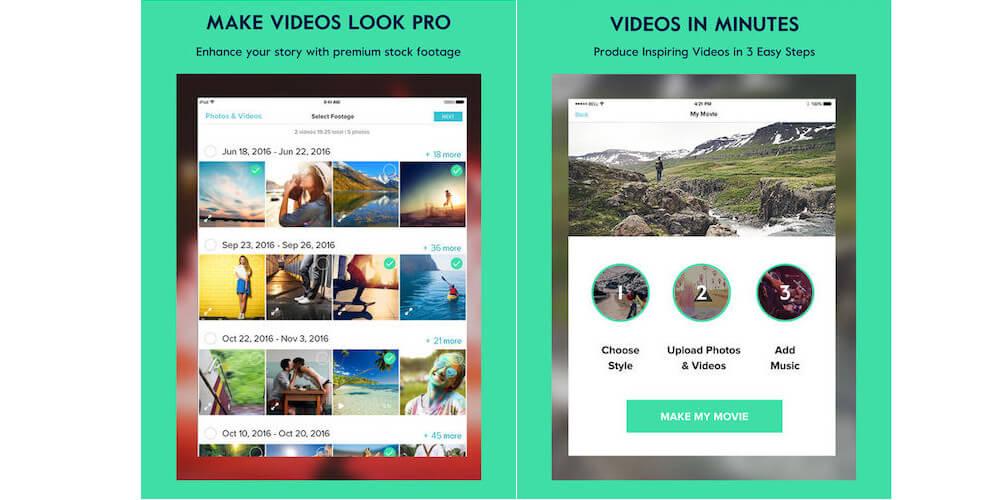 Magisto-Best Video Editing Ap